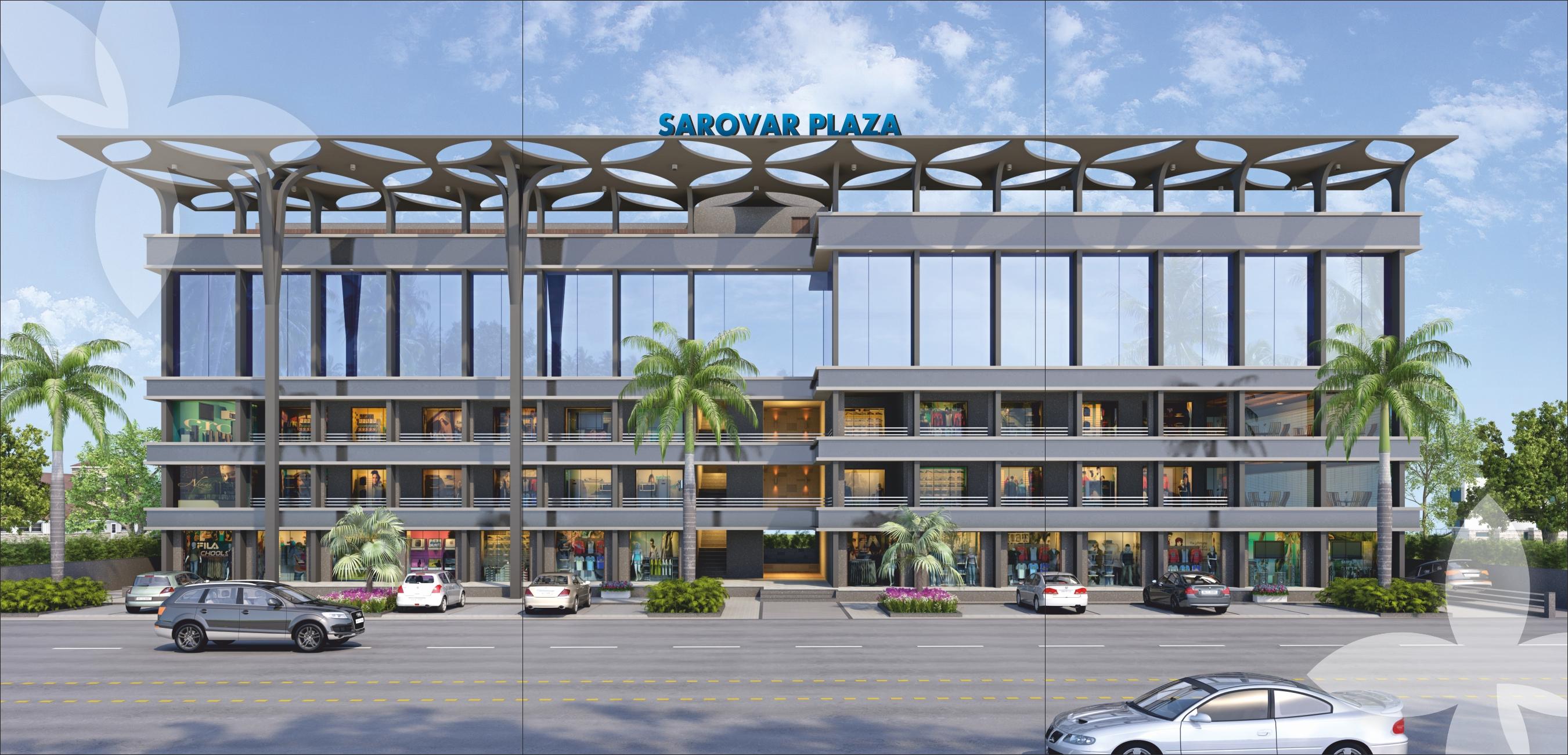 Sarovar Plaza